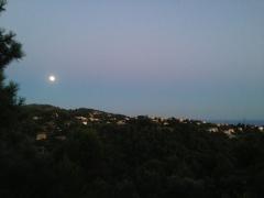 Tombee nuit sur Nice.JPG
